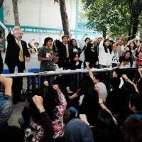 """""""Yo me sentí muy orgulloso de todos nuestros estudiantes"""", Graue al CCH Azcapotzalco"""