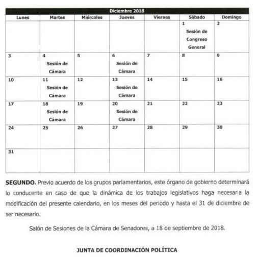 031018senado-calendario-de-sesiones-diciembre
