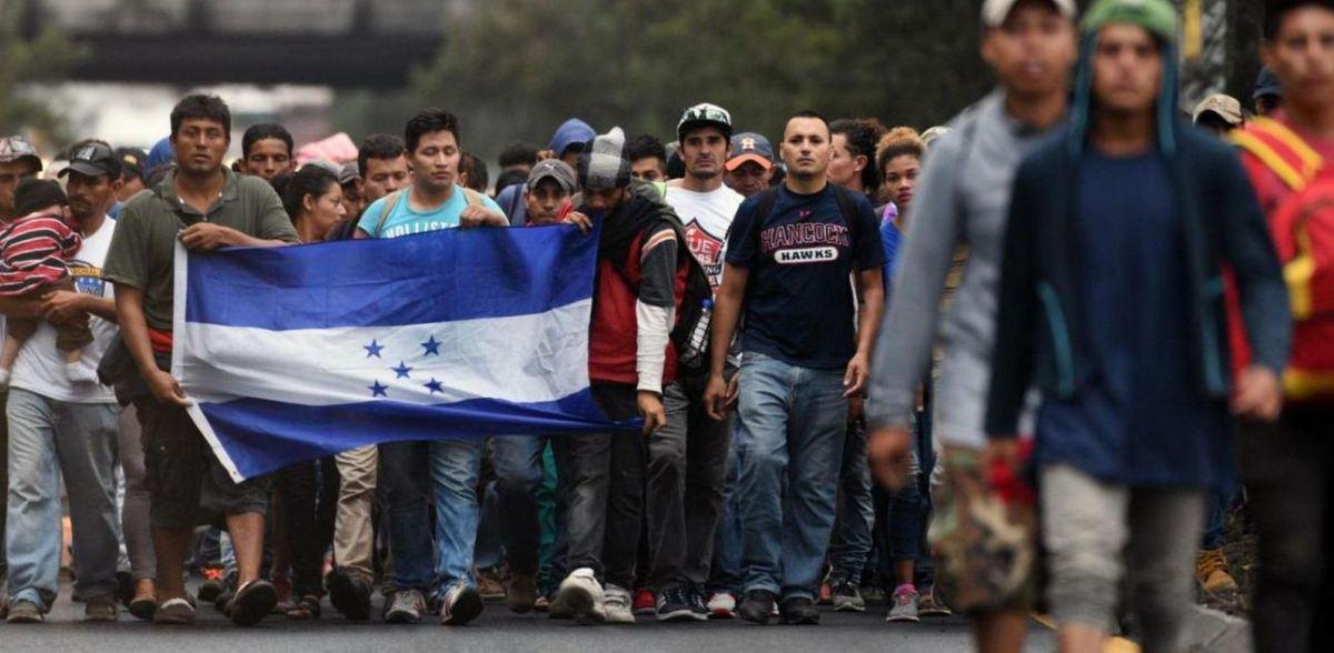 """Detrás de la """"Caravana Migrante"""""""