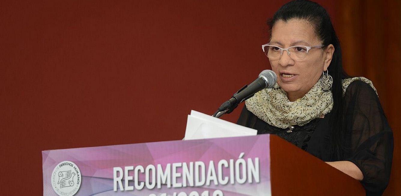 Presentan Recomendación 1/2019 por caso de discriminación sexual en la PGJ-CDMX