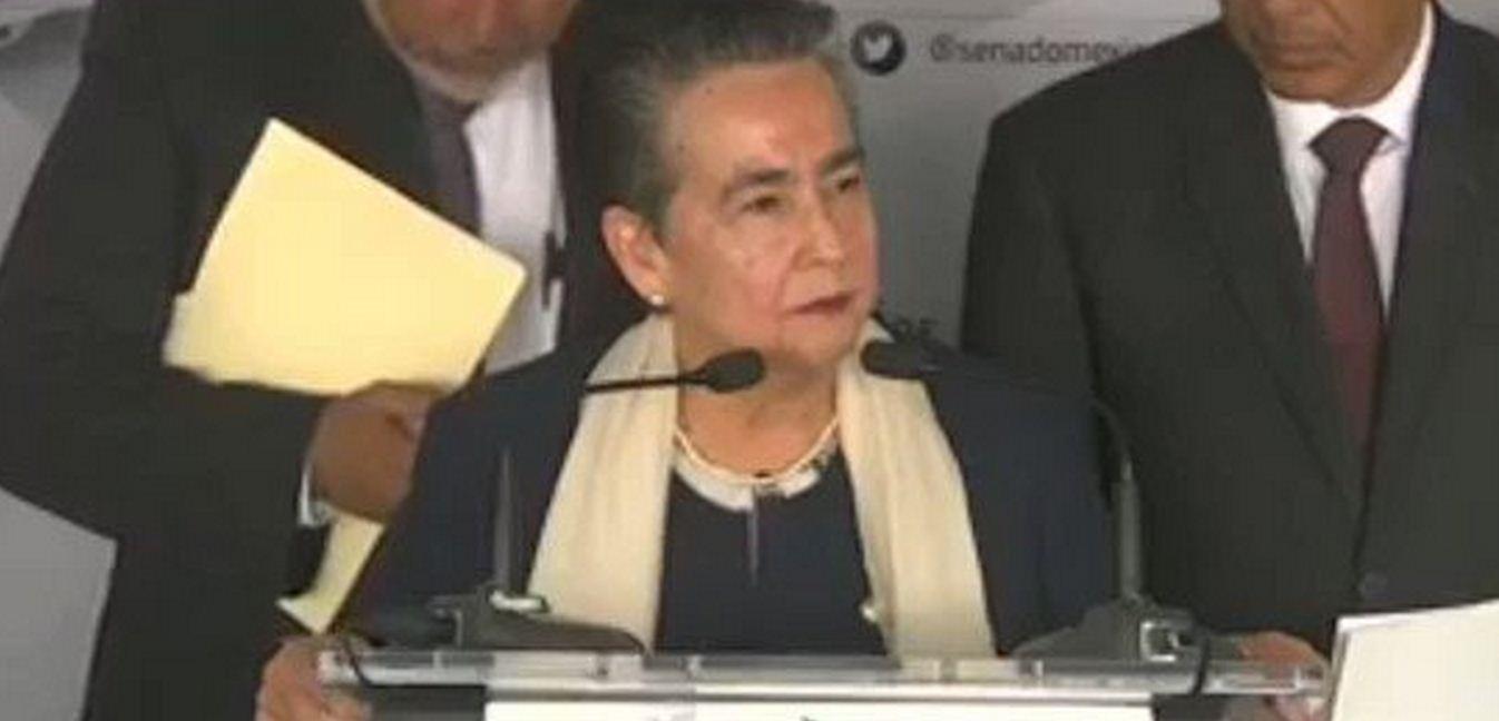"""Medios y oposición """"mal encaminada"""" magnificaron """"el drama"""" de Minatitlán: Senadora de Morena"""