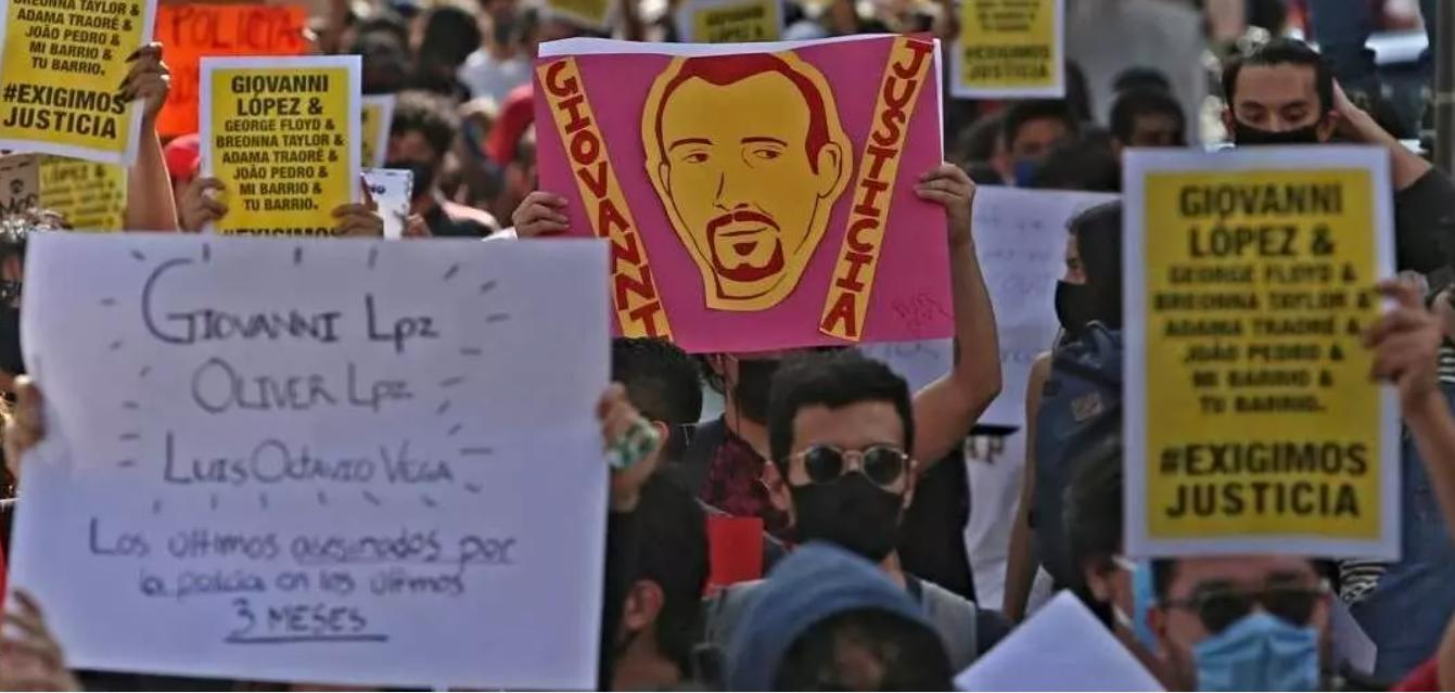 CEDHJ presenta informe especial sobre el caso Giovanni López