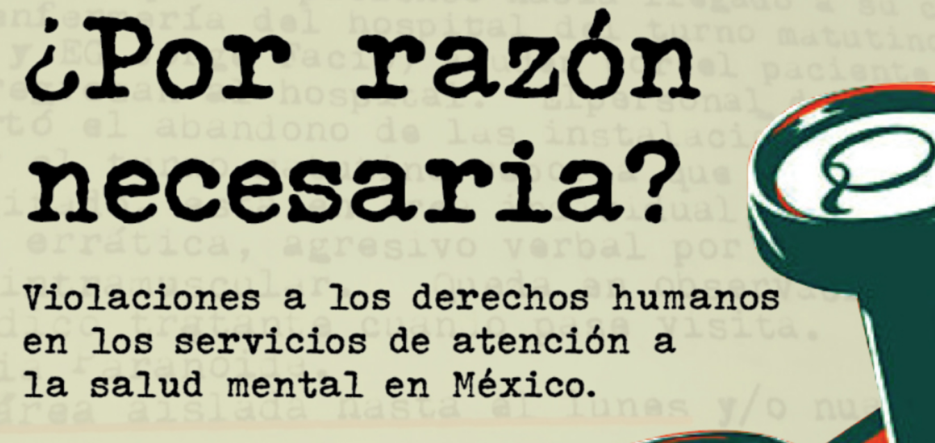 "Documenta AC presenta ""Por Razón Necesaria"""