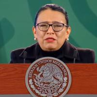 Rosa Icela: Feminicidios y violencia intrafamiliar subieron en 2020
