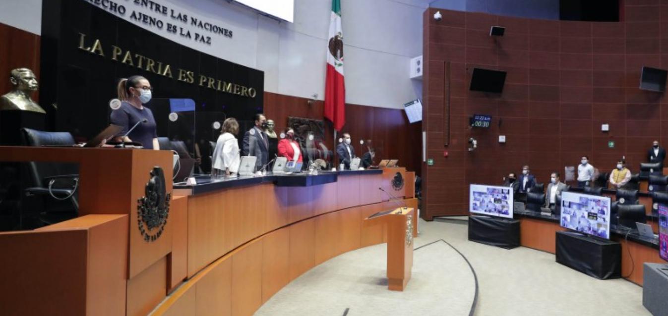 Senado y ONU Mujeres firman iniciativa Spotlight