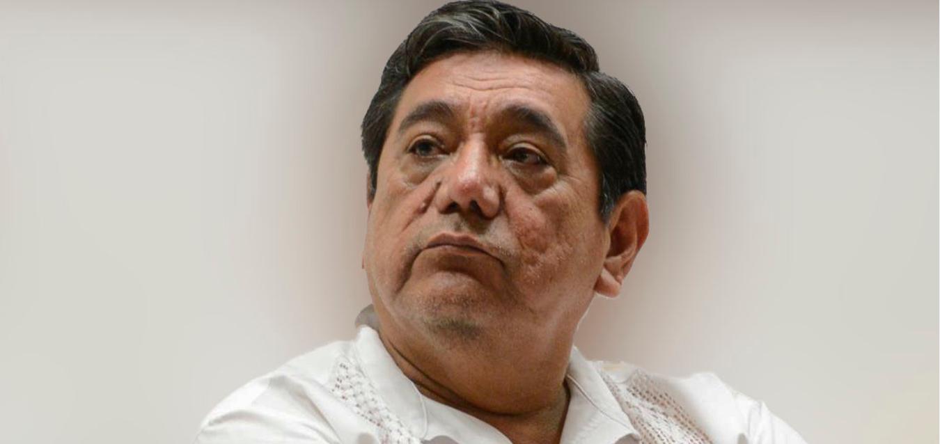 """""""Si no voy en la boleta, en Guerrero no va a haber elecciones"""", Félix Salgado Macedonio"""